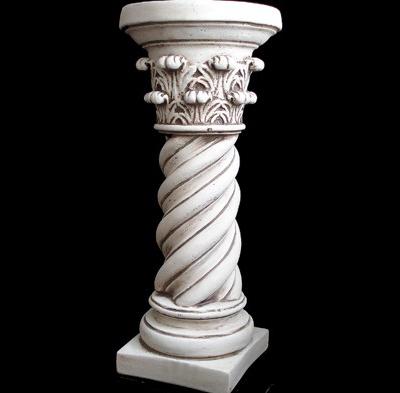 Cantiga arte en ornamentaci n - Pedestales para macetas ...